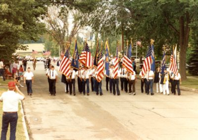 Color Guard, 1987