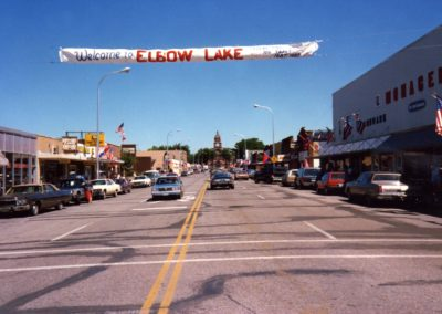 Elbow Lake, 1987
