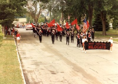Wildcat Band, 1987